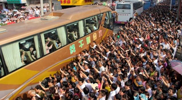 Alman Dünya Nüfusu Vakfı'nın açıklamaya göre, güncel dünya nüfusu 7 milyar 800 milyon civarına ulaştı.