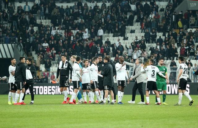 Spor Toto Süper Lig'in 26. haftasında Beşiktaş, Vodafone Park'ta Göztepe'yi konuk edecek.  Saat 19.00'da başlayacak mücadele beIN Sports 1'den naklen ekranlara gelecek. Siyah-Beyazlılar kazanarak Devler Ligi için iddiasını sürdürmek istiyor