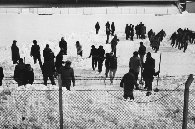 İstanbul'da her şey 4 mart 1987 gecesi başlamıştı… 1987 kışı unutulmazdır...