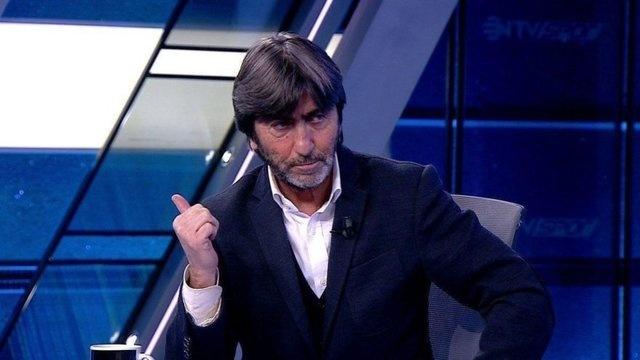 Rıdvan Dilmen, NTV'de yayınlanan %100 Futbol programında Alanyaspor'un Fenerbahçe'yi 1-0 yendiği maçı yorumladı: