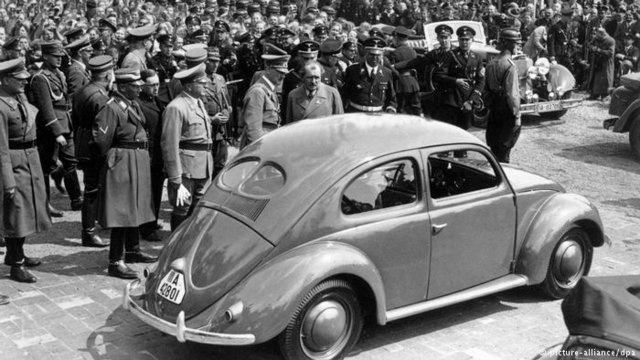 Alman otomotiv üreticisi Volkswagen'in (VW) ikonik modeli Beetle için yolun sonu görüldü.