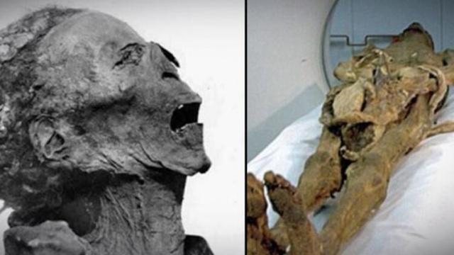 Mısır firavunu Seqenenre Taa II yaklaşık M.Ö. 1558 yıllarında güney Mısır'ın hükümdarıydı.