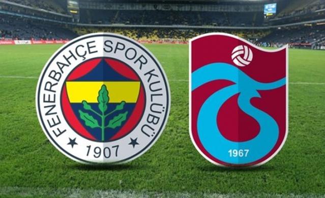 Türk futbolunun iki devi Fenerbahçe ve Trabzonspor, Süper Lig'in 6. haftasında bu akşam Ülker Stadı'nda kozlarını paylaşacaklar.