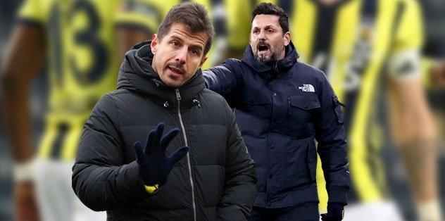 Galatasaray ve Başakşehir maçlarındaki yenilginin ardından taraftarın hedef tahtasına koyduğu Erol Bulut için tehlike çanları çalıyor. Sarı-lacivertli ekibin teknik direktör arayışına geçtiği hatta bir isim üzerinde karar kılındığı iddia ediliyor.