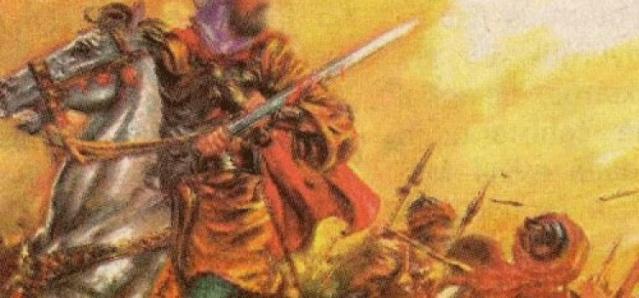 """""""Allah'ın Kılıcı""""kimdir? sorusunun yanıtına haberimizden ulaşabilirsiniz. Dünya Siret Ödülü almış olan Safiyyürrahman Mübarek Furi, """"Peygamber Efendimizin Hayatı ve Daveti"""" adlı kitabında bu konudan bahsetmiş. İşte Allah'ın Kılıcı""""kimdir? sorusunun yanıtı..."""