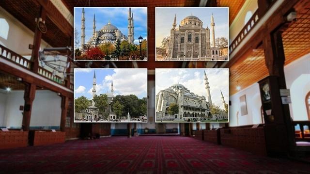 Geçmişten günümüze gelen camilerin taşıdığı manevi sırlar, büyük zatlar tarafından zikredilmiş. İşte İstanbul'daki camiler ve hangi sırlara sahip oldukları. Büyük zatlar, Peygamber Efendimize yakın olmak ve Medine-i Münevvere'yi ziyaret etme sırrına ermek için Eyüp Sultan Camii'ne gitmeyi, işlerinde feth-ü fütuhat isteyenlere de Sultan Selim Camii'nde namaz kılmayı tavsiye ederlermiş.