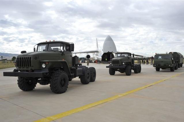 Bağımsız ve egemen Türkiye devletinin kararlı duruşuyla S-400 sistemleri Türkiye'ye geldi.
