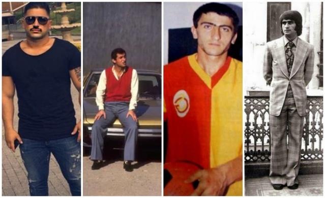 Bir zamanlar Türk futbolunun efsane isimleri olan ve şimdilerde çeşitli kulüplerde teknik direktörlük yapan isimlerin eski hallerini görenler şaşırıyor. İşte, o futbolcular...
