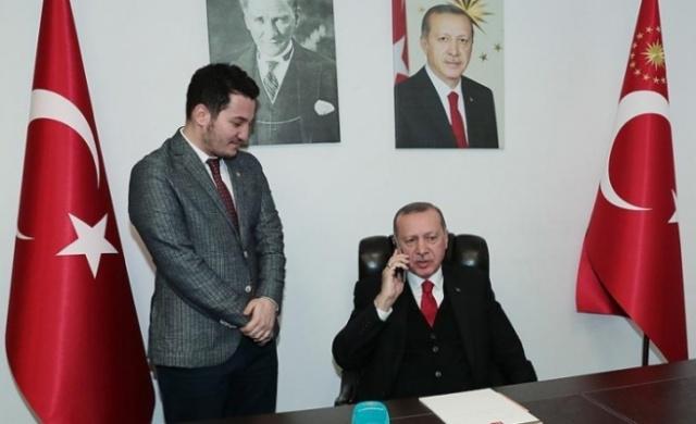 Cumhurbaşkanı Recep Tayyip Erdoğan'ın Samsun'da doktor olarak görev yapan İbrahim Hakkı Karakuş için telefonda istediği Seçil Usul ile Karakuş'un nişanı, Vali Osman Kaymak ve AK Parti Genel Başkan Yardımcısı Çiğdem Karaaslan'ın katılımıyla gerçekleştirildi.