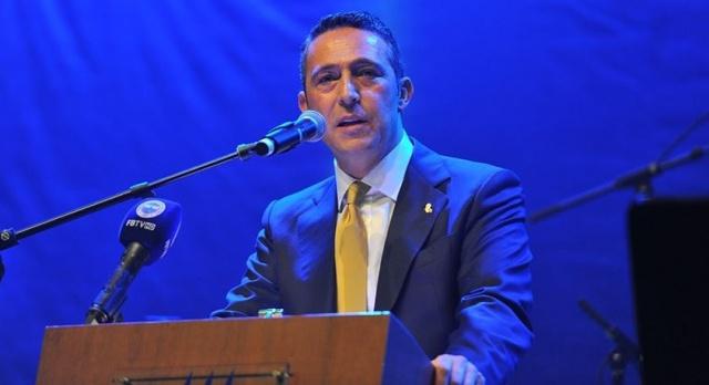 """Fenerbahçe yönetimi, şu anda 32 bin olan kongre üye sayısını 70-80 bine yükseltmeyi amaçlıyor. Başkan Ali Koç, toplamda 400 milyon TL gelir yaratması beklenen proje için """"Hayallerimden biri"""" dedi."""