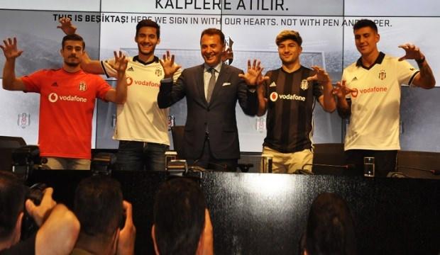 Geleceğin kadrosunu oluşturmak isteyen Beşiktaş, eldeki gençlere sahip çıkıyor.