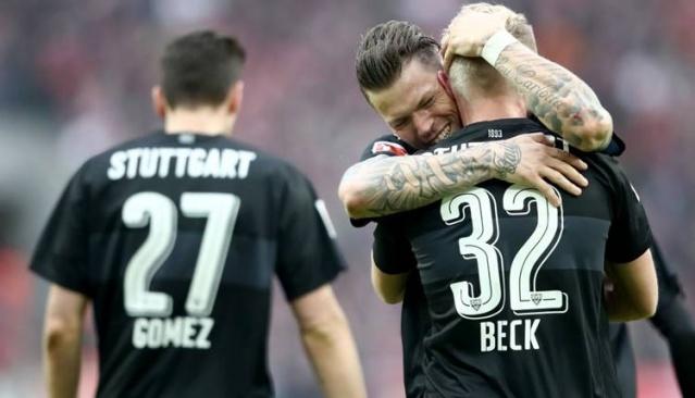 1- Stuttgart'la yollarını ayıran Alman futbolcu, Siyah-Beyazlılar'a mesaj yolladı.