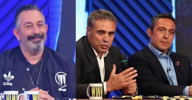 """Fenerbahçe'de 4 Nisan'da startı verilen FENER OL kampanyası kapsamında """"Win Win"""" (Kazan Kazan) gecesi gerçekleştirildi."""