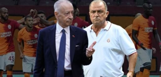 Galatasaray'da başkan Mustafa Cengiz ve teknik direktör Fatih Terim arasında yeni bir kriz patlak verdi.
