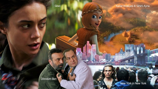 Türkiye'deki sinema salonlarında bu hafta 4'ü yerli 7 film vizyona girecek.
