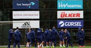 Ersun Yanal Kayserispor maçının 11'ini belirledi