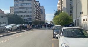 Depremin ardından halk sokaklara döküldü