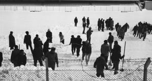 İstanbul'un meşhur 1987 kışı