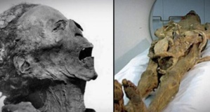 Firavunla ilgili korkunç gerçek tomografide ortaya çıktı