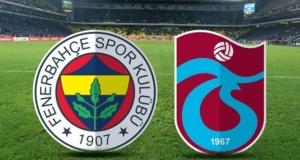 Sadece saatler kaldı! İşte Fenerbahçe Trabzonspor maçının ilk 11'leri...