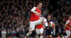 Rekorların kralı Mesut Özil: 'Modern zamanların en iyi oyun kurucusu'
