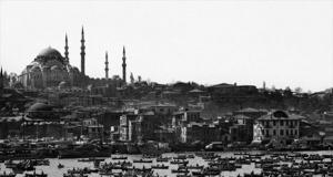 Ara Güler'in objektifinden siyah-beyaz İstanbul