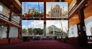 İstanbuldaki camiler ve sırları