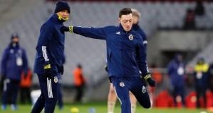 Mesut Özil'den Trabzonspor maçında Erol Bulut'a flaş tepki