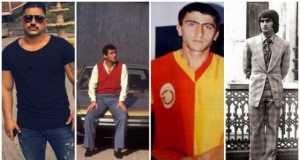Türk futbolcuların eski hallerini görenler şaşırıyor