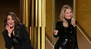 Altın Küre Ödül Töreni'ne  ünlülerin şıklık yarışı damgasını vurdu