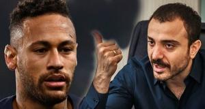 Neymar'a özenen Okan Kurt sosyal medyayı salladı!