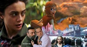 Sinemalarda bu hafta 7 film vizyona girecek