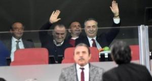Türk Telekom Stadı'nda neler yaşandı? İşte Mustafa Cengiz - Fatih Terim zirvesinin perde arkası!