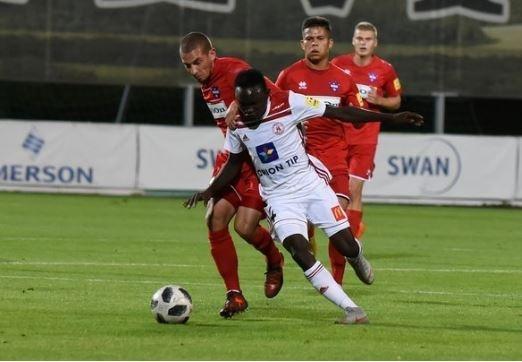Sarı-kırmızılı yönetim, Slovak ekibi AS Trencin'de forma giyen 21 yaşındaki Bukari için kulübüne 500 bin Euro bonservis bedeli önermeye karar verdi.