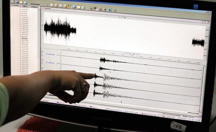 Çanakkale'de korkutan deprem ile ilgili görsel sonucu