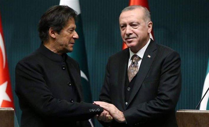 Pakistan Başbakanı İmran Han'dan Türkiye'ye anlamlı mesaj - Son ...