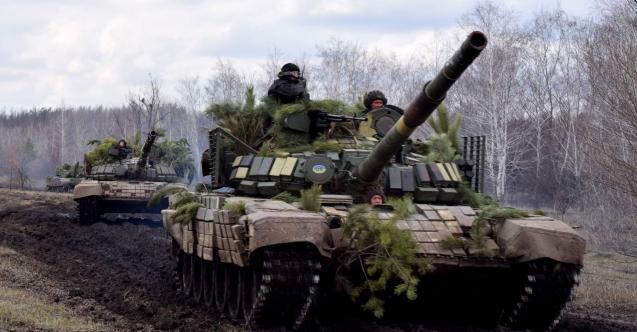 Donbas krizi derinleşiyor, NATO uçakları Karadeniz üzerinde