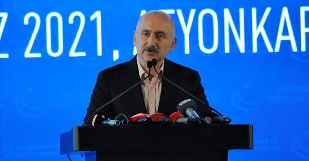 'Türkiye ticaret koridorlarının hakimi'