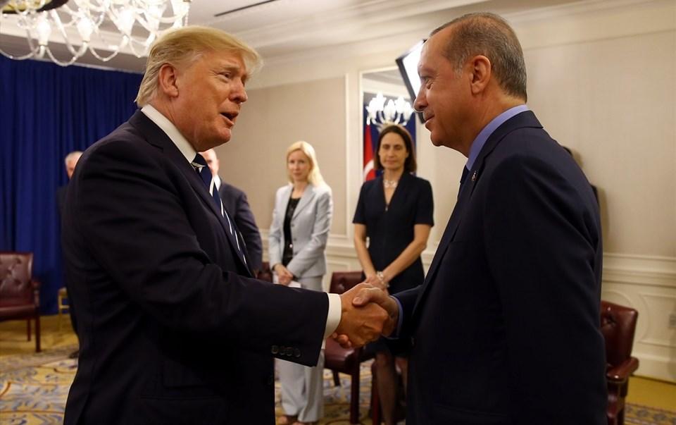 Trump'tan dikkat çeken Erdoğan açıklaması: Çok zeki, Joe Biden onunla baş edemez!