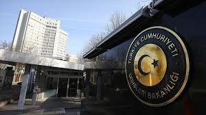 Türkiye'den ABD'nin İstanbul seçimleri açıklamasına sert tepki