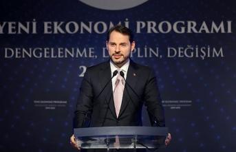 Bakan Albayrak Yeni Ekonomi Programı'nı açıkladı