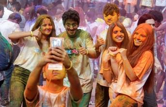 Bursa'da renkli festival