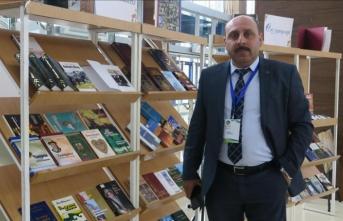 Kazakistan'a 20 bin edebi kitap hediye edilecek