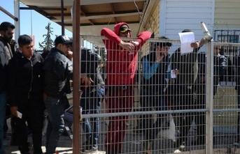 Suça karışan 639 Suriyeli sınır dışı edildi