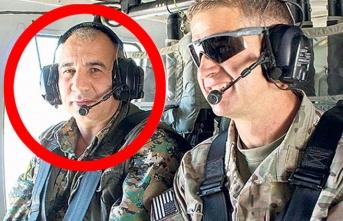 104 askerin katili şimdi YPG'nin 2 numarası