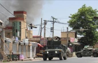 Afganistan'da faili meçhul bombalı saldırı: 11 ölü