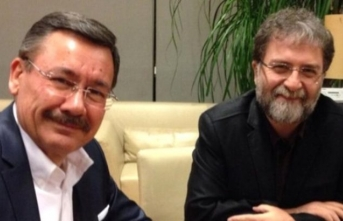 Ahmet Hakan'dan Melih Gökçek kulisi