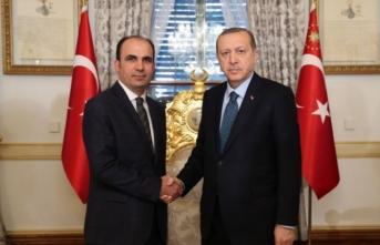 Başkan'dan güçlü Türkiye vurgusu