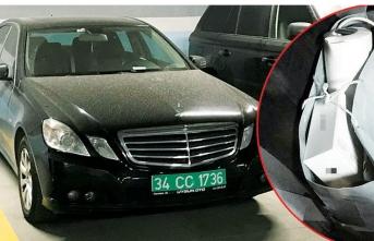 Diplomatik Mercedes'in gizemi