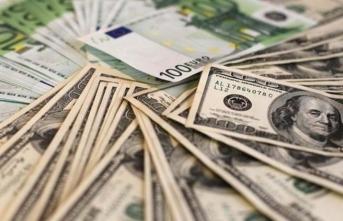 Dolar ve Euro'da düşüş
